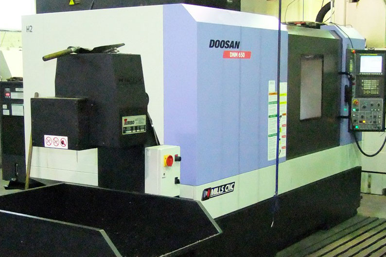 Doosan DNM 650