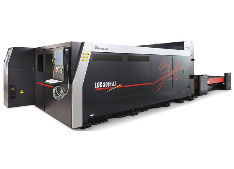Holbro Precision Engineering Amada Laser Cutter